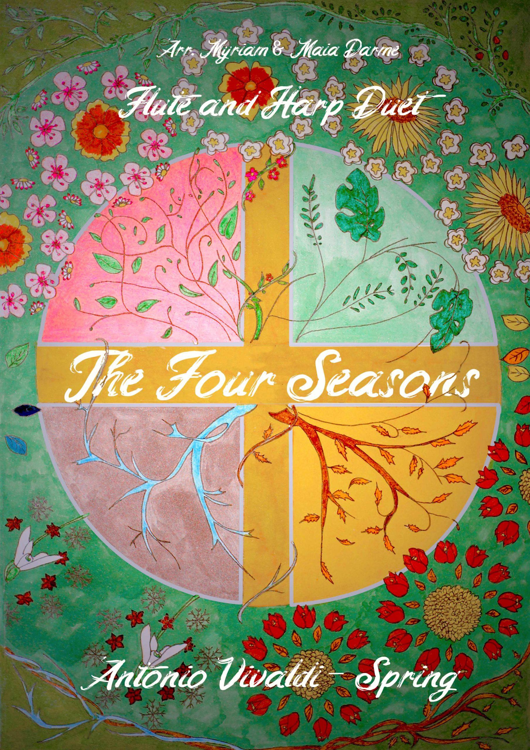 Partition Les 4 Saisons
