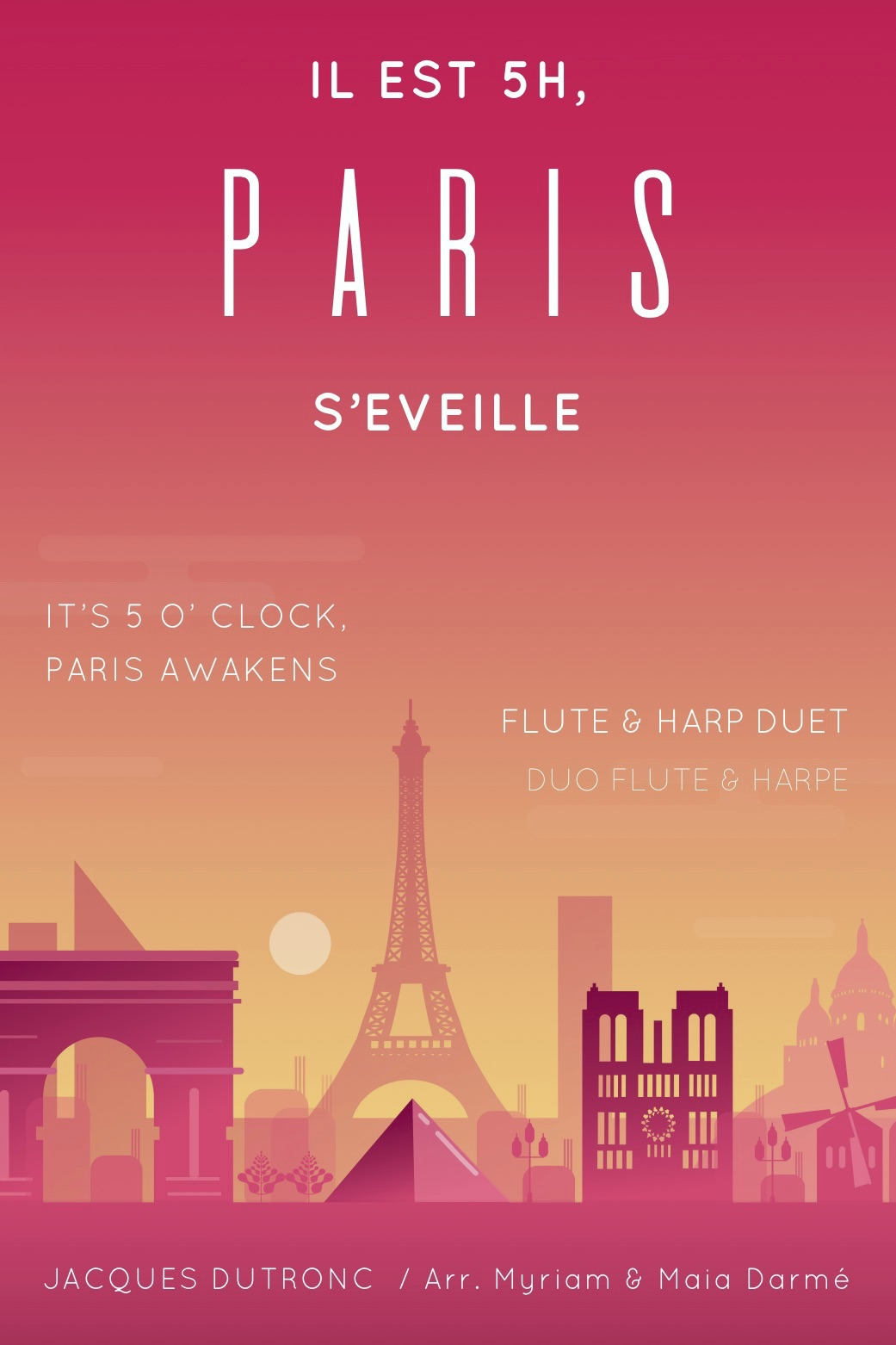 Couverture Il est 5h Paris s'eveille